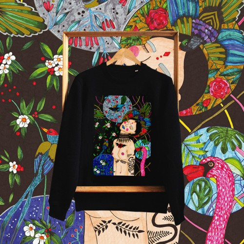 Unisex džemperis INNER WORLD